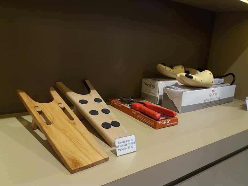 Accessoires voor schoenen - schoenrekkers