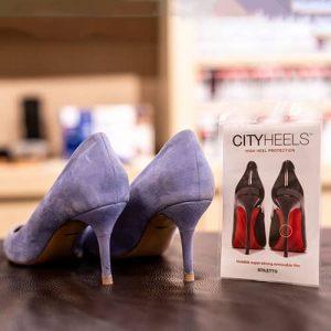 City Heels hakbescherming - beschermen hak schoen | Webshop De Schoenkliniek