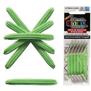 U-Lace - neon groen- Neon Green