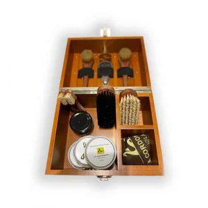 Groom box schoenpoetskist La cordonnerie anglaise